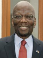 Ambassador Bene M'Poko