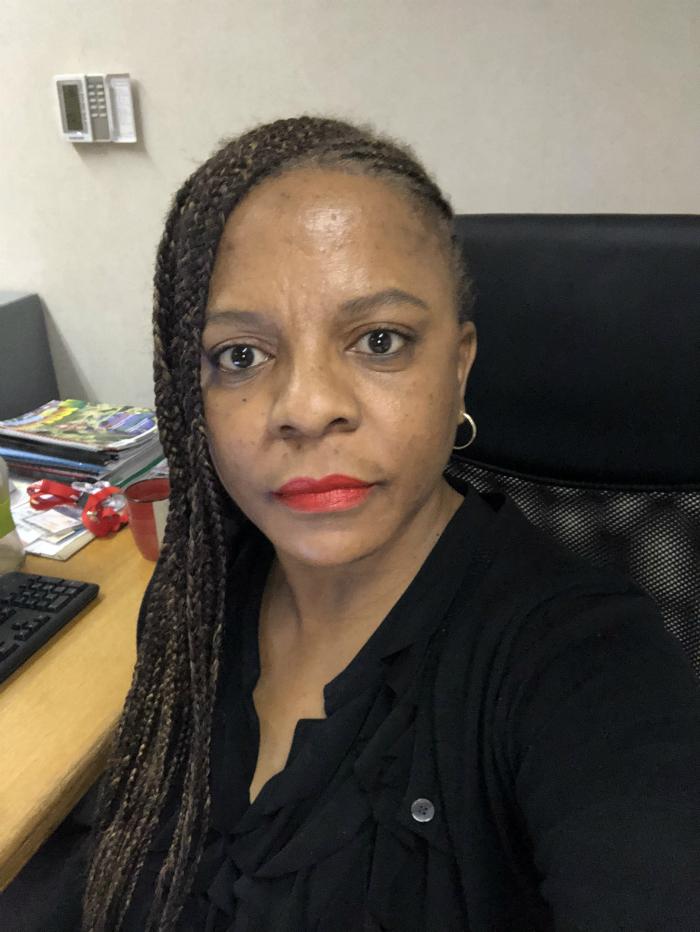 Ms. Mpho Ramosili